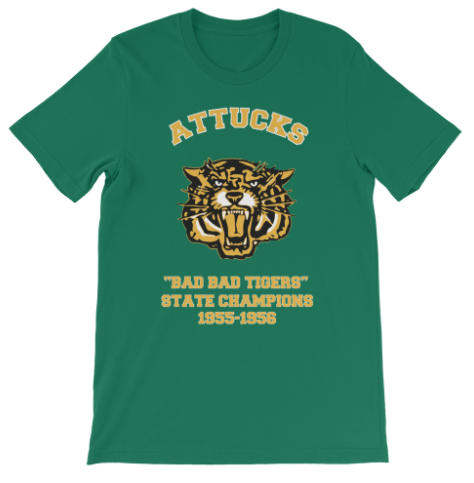 Crispus Attucks High School Shirt