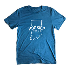 Hoosier Proud Logo T-Shirt (Multiple Colors)