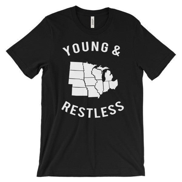 Midwest Young and Restless Tee