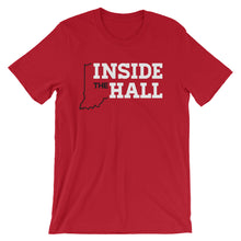 Inside the Hall Short Sleeve Shirt (Crimson)