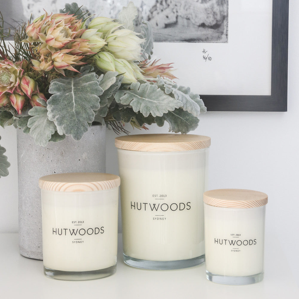 Tigerlily Blossom Candle