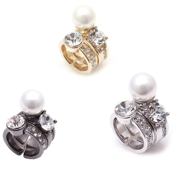 Pearl & Stone - set of 2