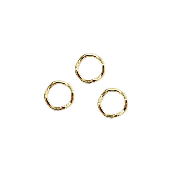 Layered & Kuckle Ring -Set of 5