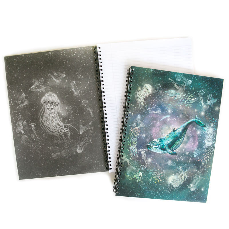Infinite Galaxy LB A4 Notebook