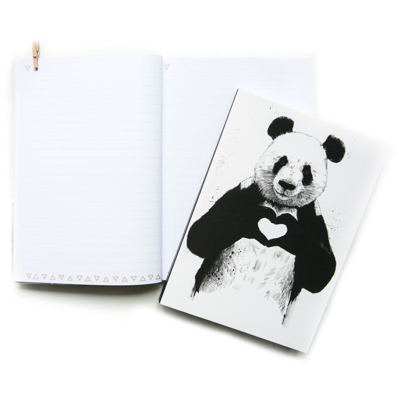 All You Need Is Love (NB) A5 Notebook