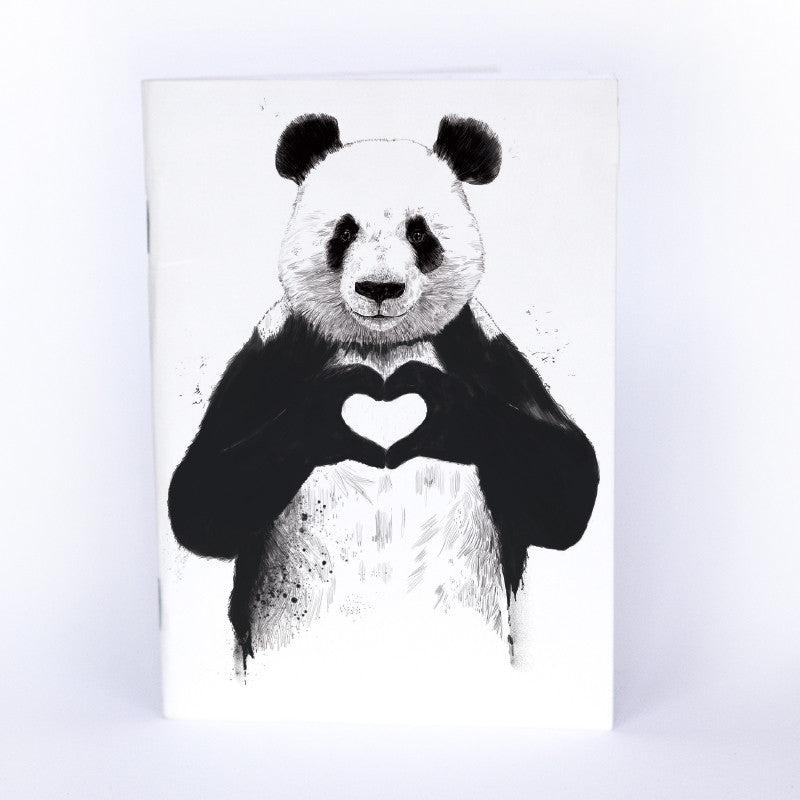 All You Need Is Love (PB) A6 notebook