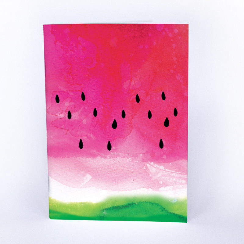 Watermelon (PB) A6 Notebook