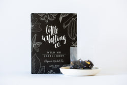 Wild Mr (Earl) Grey tea bags
