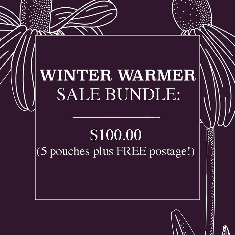 SALE BUNDLE: Winter Warmer bundle