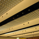 LED lighting ceiling customized dimming control warm white