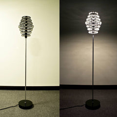 dimmable led floor lamp design customized odm service lighting interior