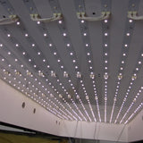 Dimmable LED ceiling lighting interior design customization light bar IC control