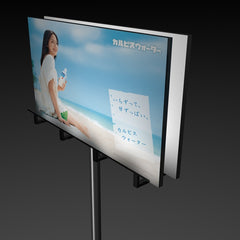 led wall washer projecting bill board lighting system customized odm service outdoor IP68