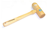 "Wood Bossing-Barrel Mallet 2"" dia"