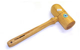 "Wood Bossing-Barrel Mallet 2 1/2"" dia"