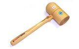 "Wood Bossing-Barrel Mallet 3"" dia"