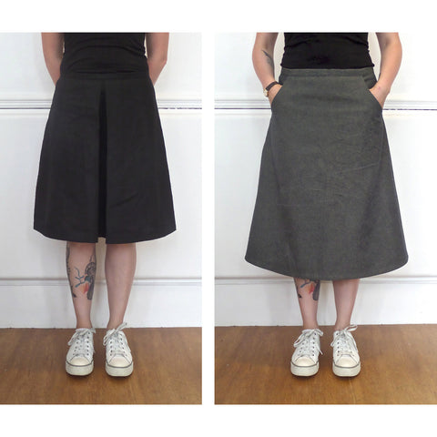 The Kelham - the Ultimate A-line Skirt Pattern