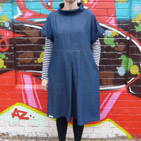 THE FULWOOD - PULL-ON SHIFT DRESS PATTERN