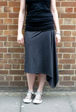 easy skirt pdf sewing pattern