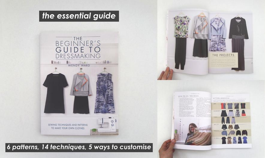 beginners guide to dressmaking