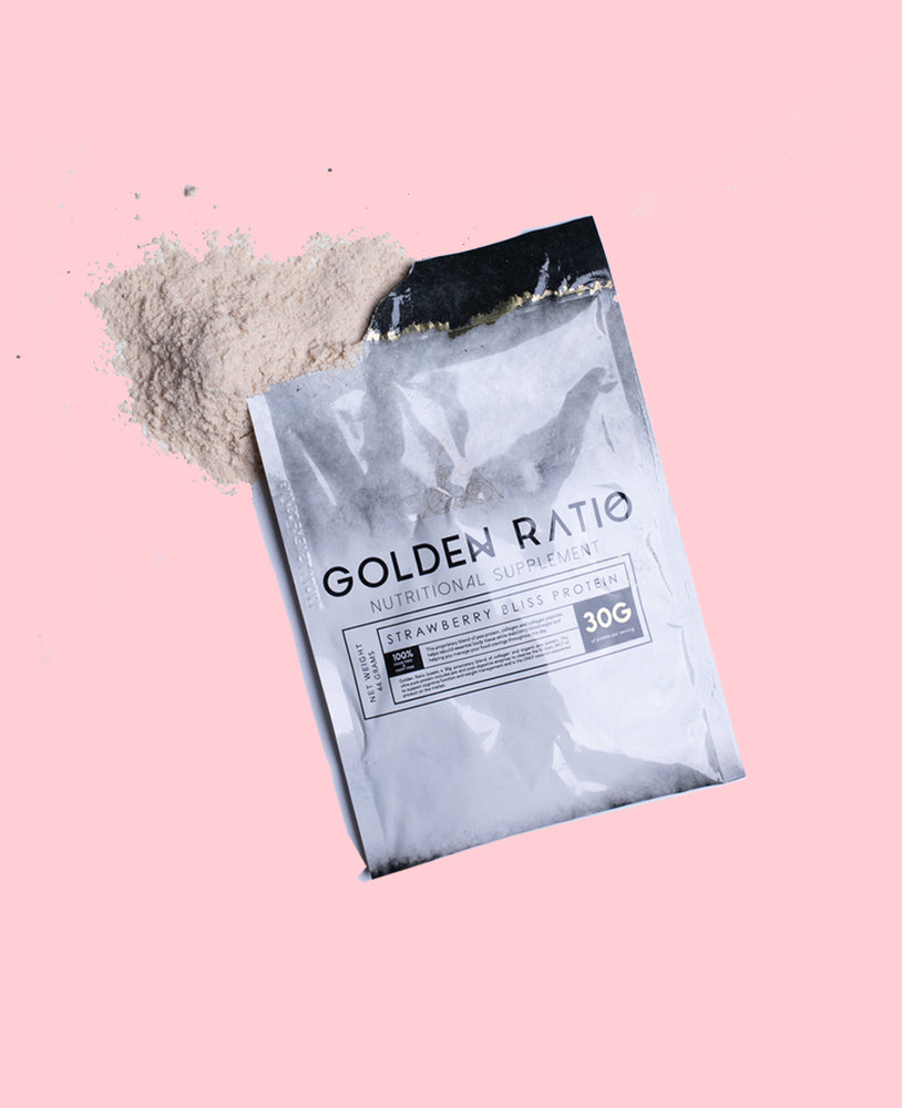 Golden Ratio Protein Blend Single Serve Packets