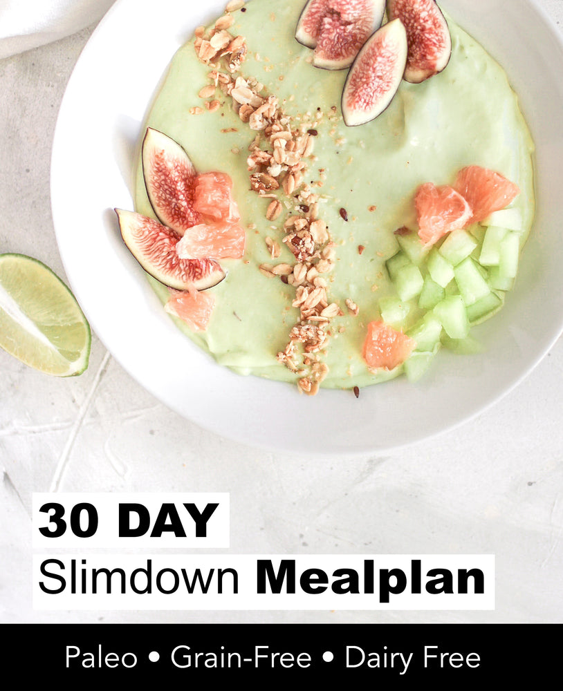 Paleo 30 Day Meal Plan
