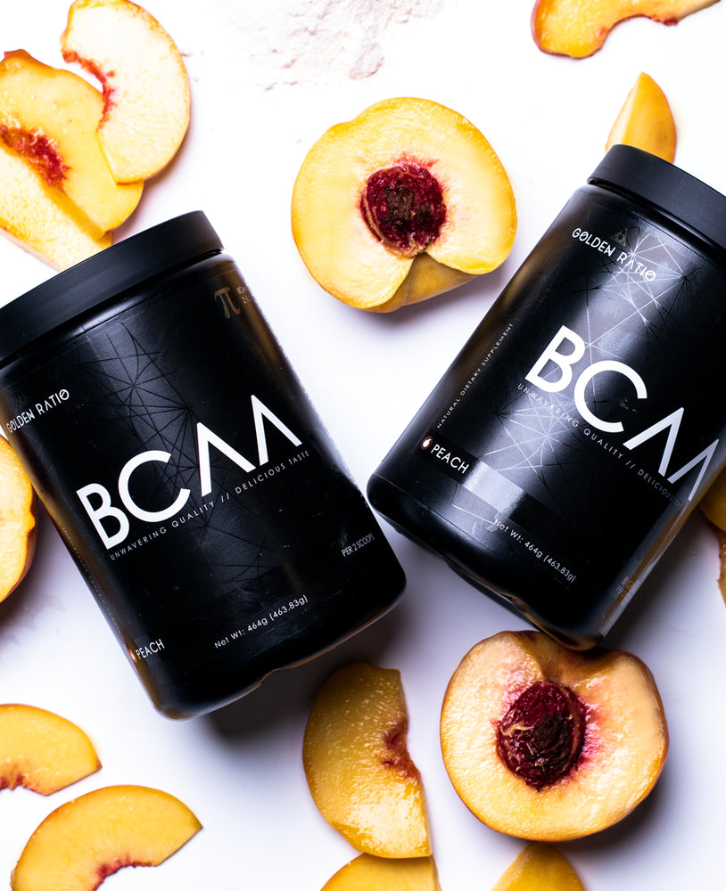 PI - 2:1:1 BCAAS Peach