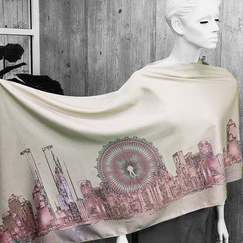 Long Shawl : Bandar
