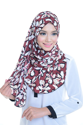 Long Shawl : Qasrina 2