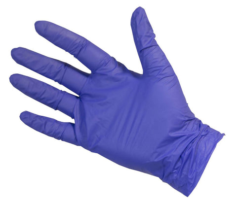 PRO Ultratouch Violet Nitrile Gloves 10 x 200