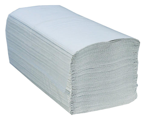 PRO Easipull Interfold 1 Ply Recycled Paper Hand Towel X 5,000