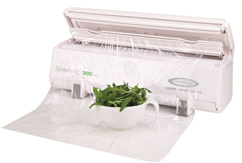 Speedwrap 300 Dispenser Dispenses cling film and foil easily every time