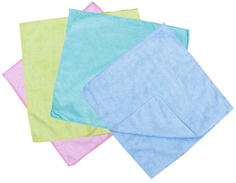 PRO Premium Microfibre Cloths 10 or 200