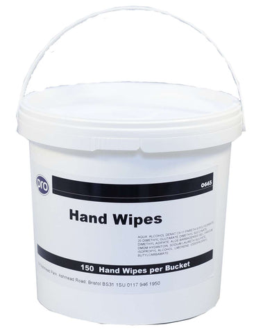 Industrial Handwipes X 4 Buckets