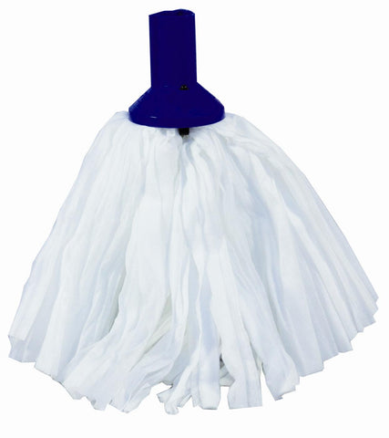Exel Big White Mop Head Pack of 10