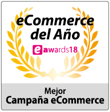Ganadores eAwards 2018