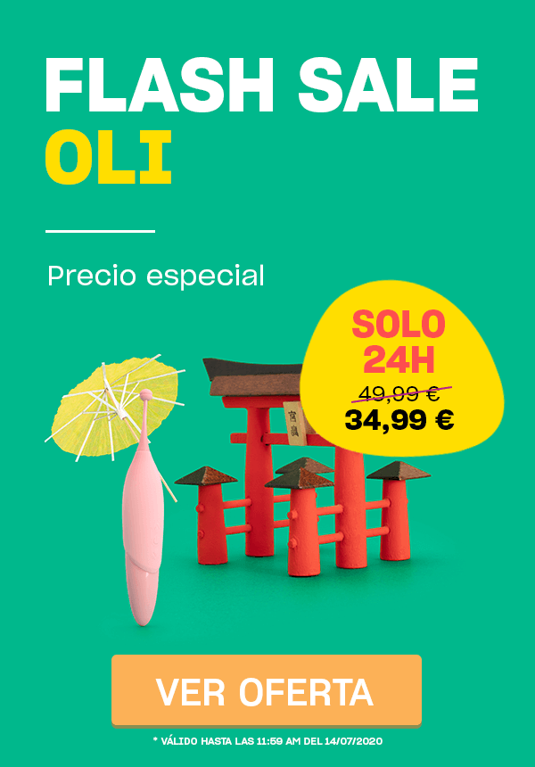 Flash Sale Oli