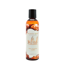 Lubricante agua Salted Caramel de Intimate Earth