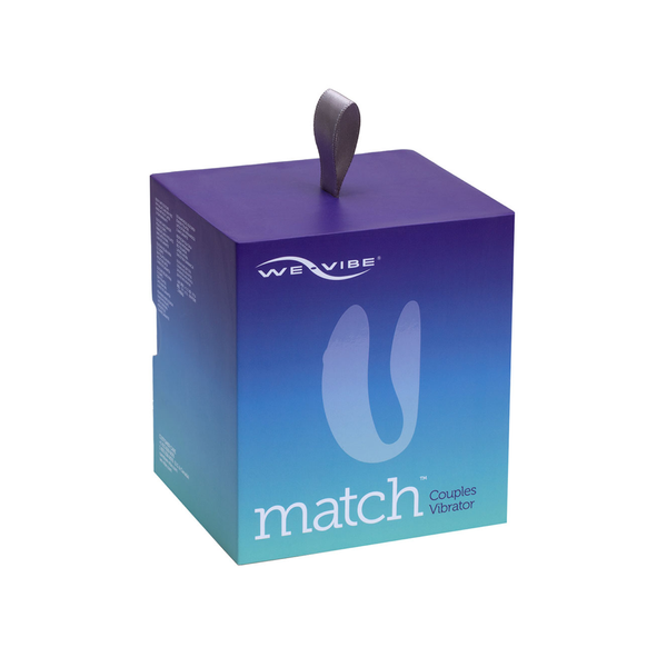 Vibrador parejas Match de We-Vibe