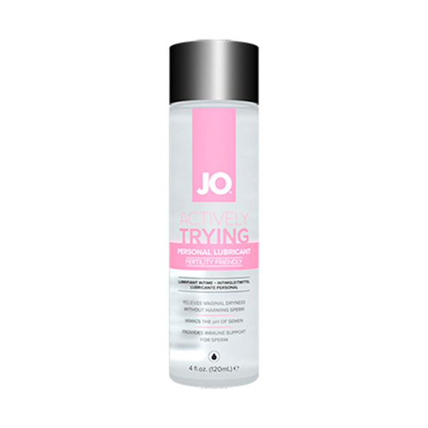 Lubricante agua Lubricante Actively Trying de Jo
