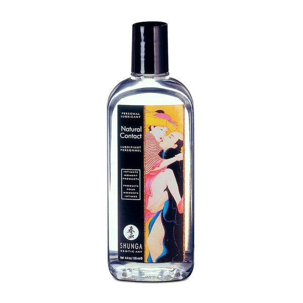 Lubricante agua Natural Contact de Shunga