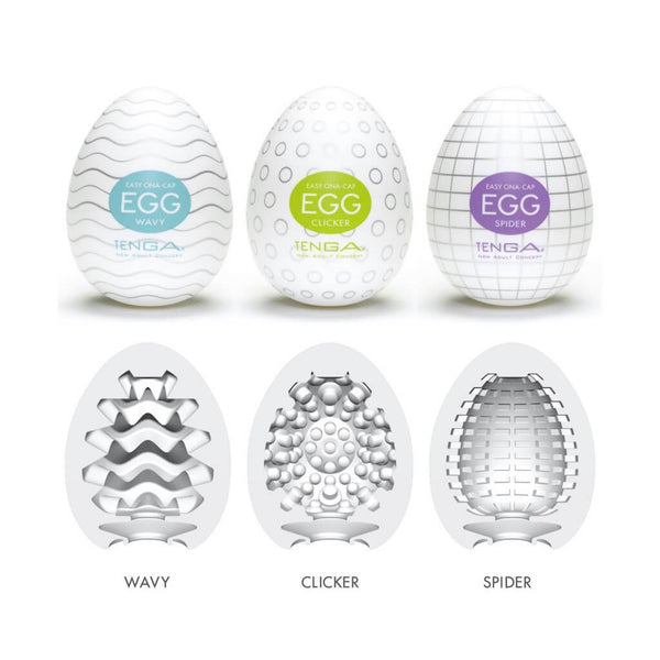 Tenga Egg Pack A