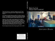 Load image into Gallery viewer, Black Cat Cafe Dinner Club Cookbook