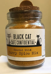 Curry Spice Mix -- Cafe Confidential