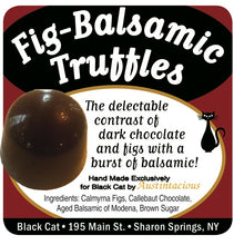 Load image into Gallery viewer, Fig-Balsamic Truffles! They're back!! Very Limited supply!