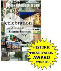 Sharon Springs Guide ... Historic Preservation Award-winner!