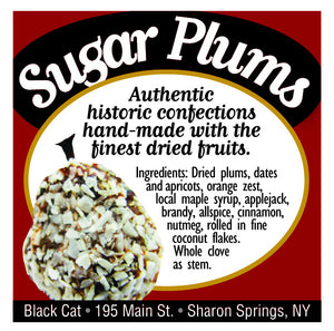 Sugar Plums -- 'tis the Season!