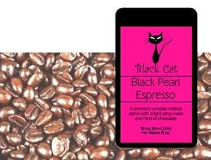 Black Pearl Espresso Coffee