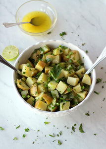 Lebanese Lemon Dressing