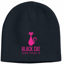Load image into Gallery viewer, Black Cat Beanies -- are back!
